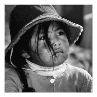 Chica de Titicaca 2 Arte Con Fotos
