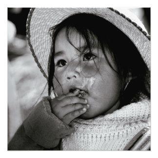 Chica de Titicaca 3 Cojinete