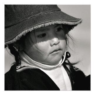 Chica de Titicaca Foto