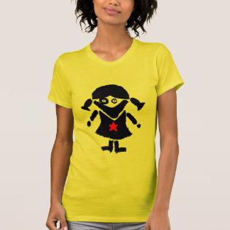 Chica de Zapatista Remera