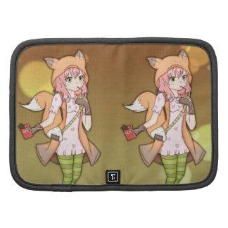 Chica del animado en Fox Cosplay Organizador