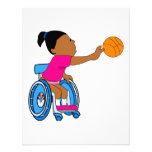 Chica del baloncesto comunicados