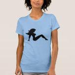 Chica del camionero camisetas