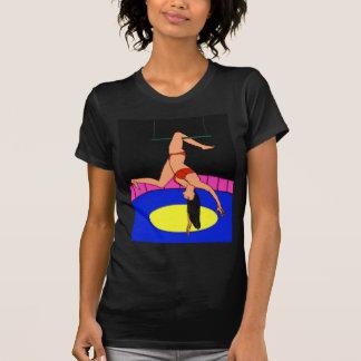 Chica del circo camiseta