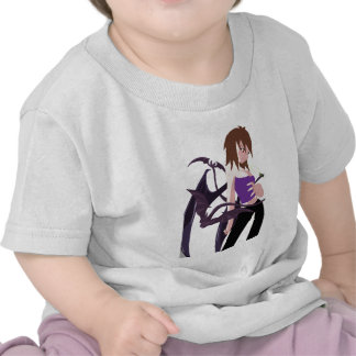 Chica del demonio camisetas