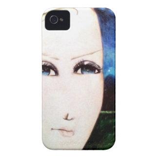 Chica del Fraulein Carcasa Para iPhone 4