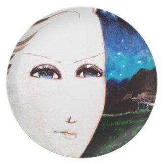 Chica del Fraulein Plato