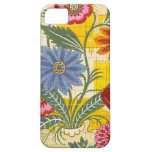 Chica del friki de la flor del limón iPhone 5 fundas
