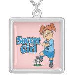 chica del fútbol grimpola