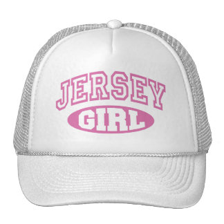 Chica del jersey gorra