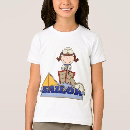 Chica del marinero polera