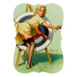 Chica del Pin-Para arriba del tiro al arco Comunicado Personal