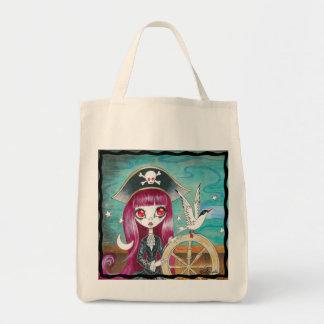 """Chica del pirata: """"Hilda """" Bolsa"""