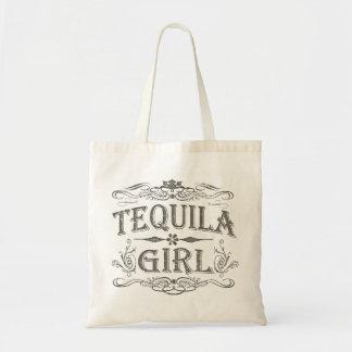 Chica del Tequila del vintage Bolsa