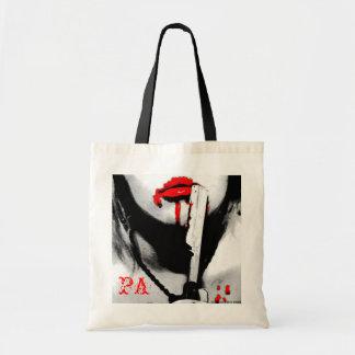 Chica del vampiro bolsa tela barata