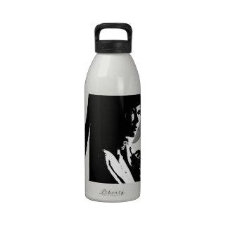 Chica del Victorian Botellas De Agua Reutilizables