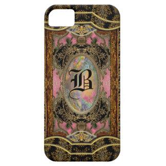 Chica del Victorian de Chasecoeur Lotella iPhone 5 Carcasas
