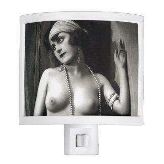 Chica desnudo Pin-Para arriba de los Erotica del Lámparas De Noche