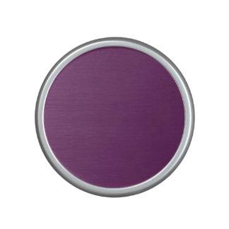 Chica-Diseñador Púrpura-De la parte alta Altavoz Bluetooth