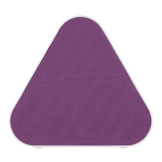 Chica-Diseñador Púrpura-De la parte alta Altavoz