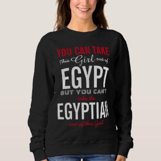 Chica egipcio camisas