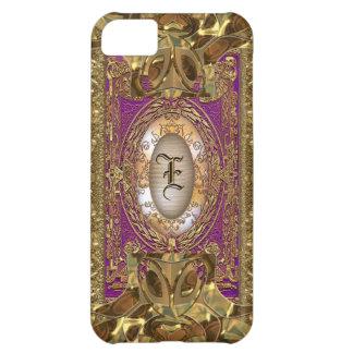 Chica elegante de Salsibury Royale Funda Para iPhone 5C