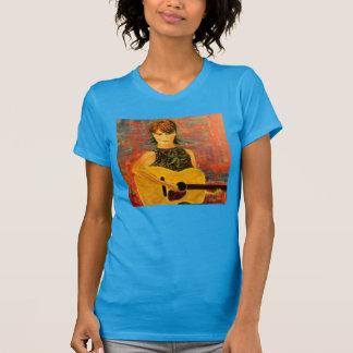 chica folky camisetas