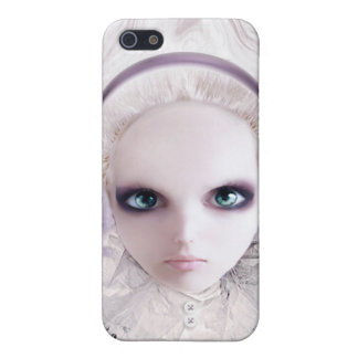 Chica iPhone 5 Carcasa