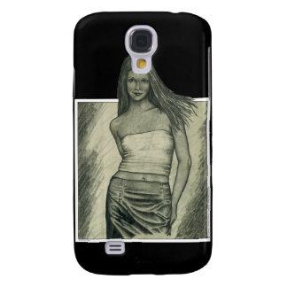 Chica Funda Para Galaxy S4