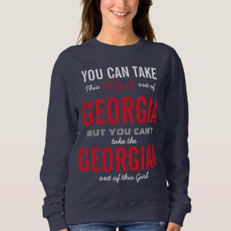 Chica georgiano camisas