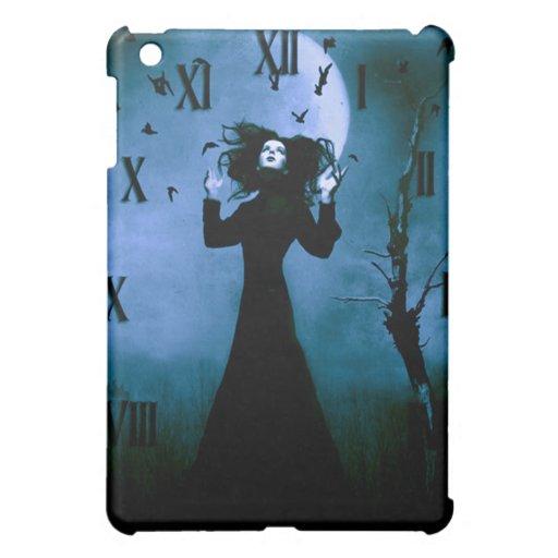 chica gótico del caso del iPad
