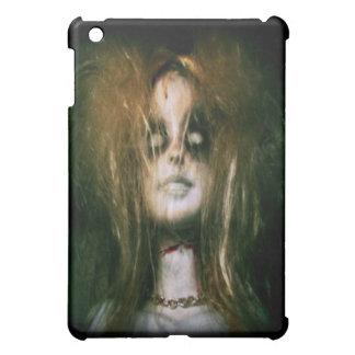 chica gótico del iPad