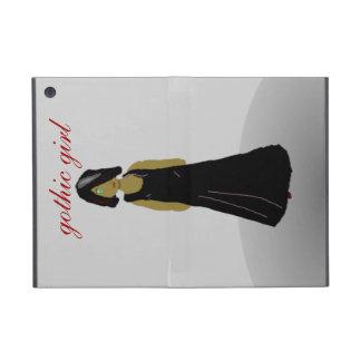 chica gótico iPad mini cobertura