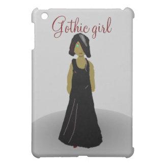 Chica gótico iPad mini carcasas