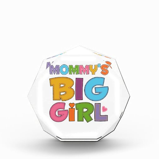 Chica grande de Mommys