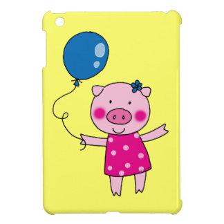 chica guarro lindo iPad mini carcasa