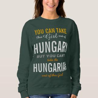 Chica húngaro polera