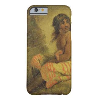 Chica indio, 1793 (aceite en la lona montada en el funda de iPhone 6 barely there
