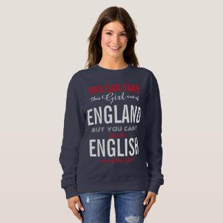 Chica inglés polera