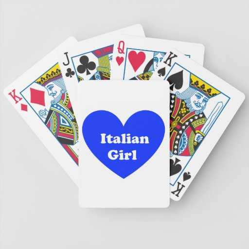 Chica italiano barajas