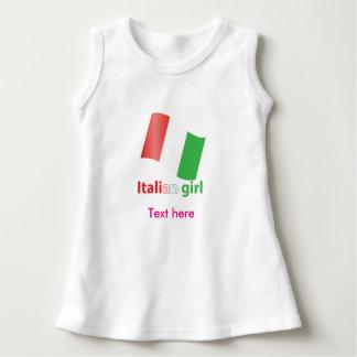 Chica italiano playeras