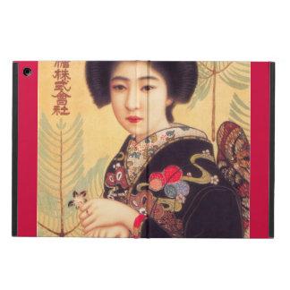 Chica japonés
