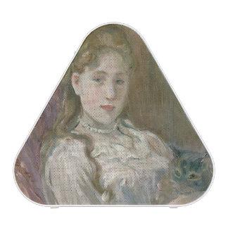 Chica joven con el gato, 1892 altavoz