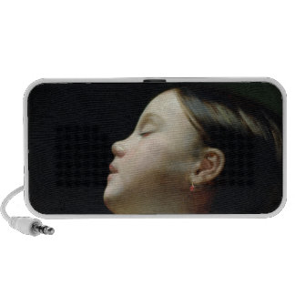 Chica joven que duerme, 1852 iPhone altavoces