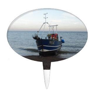 Chica Kayla del barco de pesca RX256 Decoración De Tarta