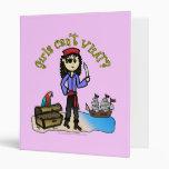 Chica ligero del pirata