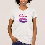 Chica Lips T-Shirt