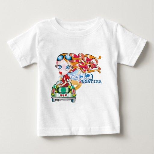 Chica loco camisas