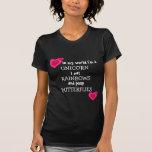 Chica loco camiseta