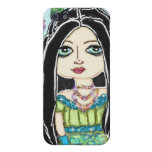 Chica marchosa iPhone 5 protector